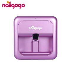 F4 Nail Printer Purple Color